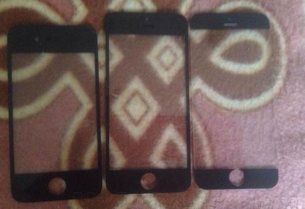 Фото лицевой панели iPhone 6