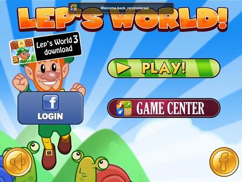 Обзор Lep's World. Поможем гномику