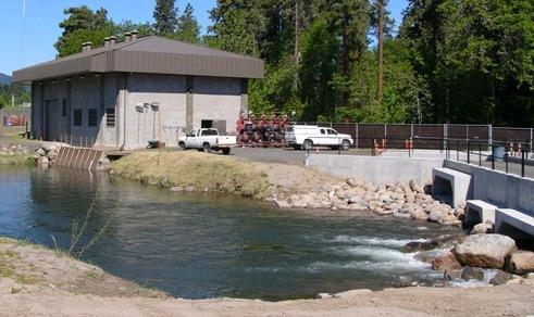 Apple покупает «зеленую» гидроэлектростанцию рядом с датацентром в Орегоне
