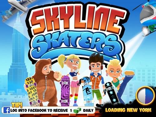 Обзор Skyline Skaters. Новый беспредел