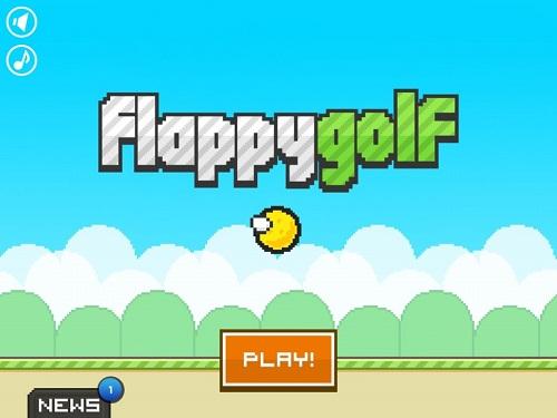 Обзор Flappy Golf. Отличная копия
