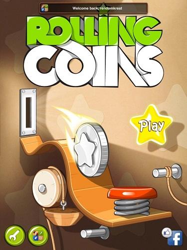 Обзор Rolling Coins. Играемся монеткой