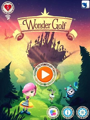 Обзор Wonder Golf. Сказочный гольф
