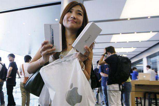 Apple c 15 апреля начнет отказываться от пластиковых мешков, переходя на бумажные