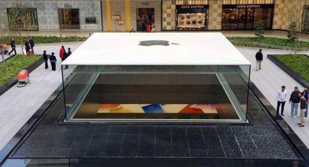 В Турции открыт первый Apple Store