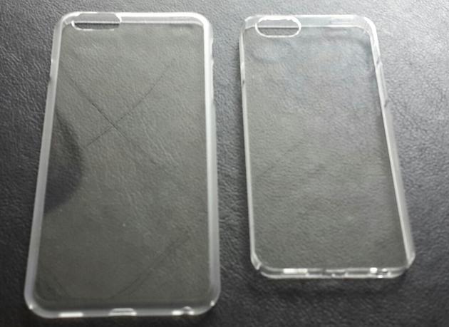 Первые чехлы для новых iPhone [фото]