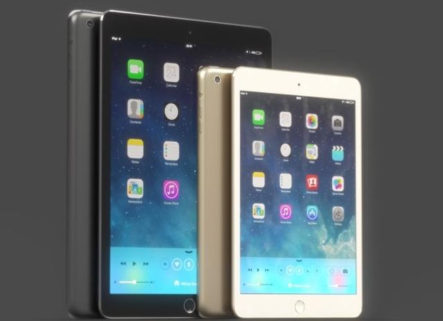 Аналитик: В этом году выйдут обновленные iPad Air и iPad mini с Touch ID