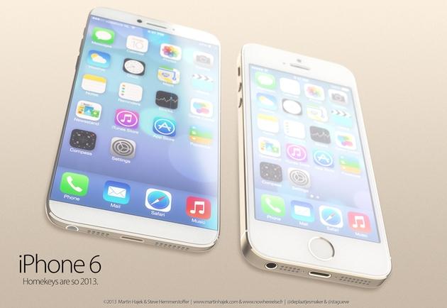 Китайские пользователи ждут выхода большого iPhone 6