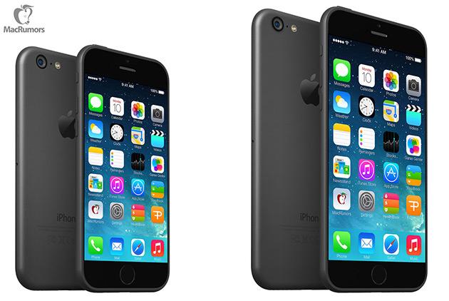 Западные блоггеры показали, как будет выглядеть iPhone 6