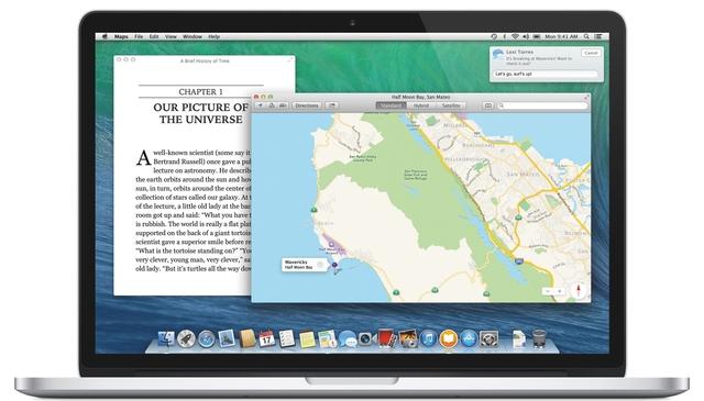 Вышла OS X 10.9.3 Mavericks