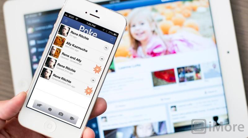 Facebook удалила два приложения для iPhone из App Store