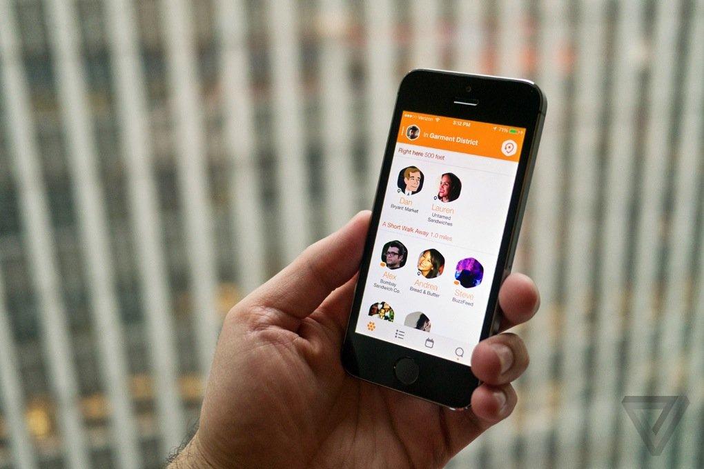 Swarm by Foursquare — новое место для чекинов
