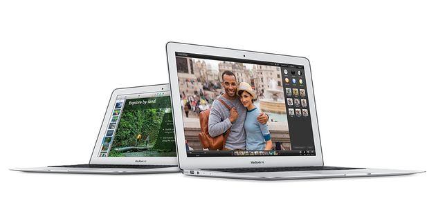 Стартовали продажи восстановленных MacBook Air