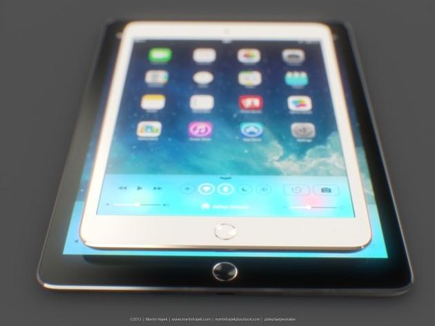 Макеты iPhone 6, iPad mini 3 и обновлённого iPad Air
