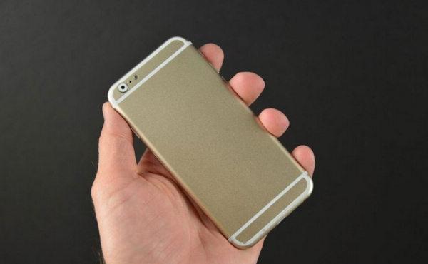 Объявлена дата начала продаж iPhone 6