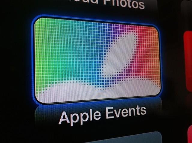 Следить за презентацией WWDC 2014 можно с помощью Apple TV