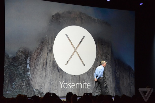[WWDC 2014] Apple представила OS X Yosemite