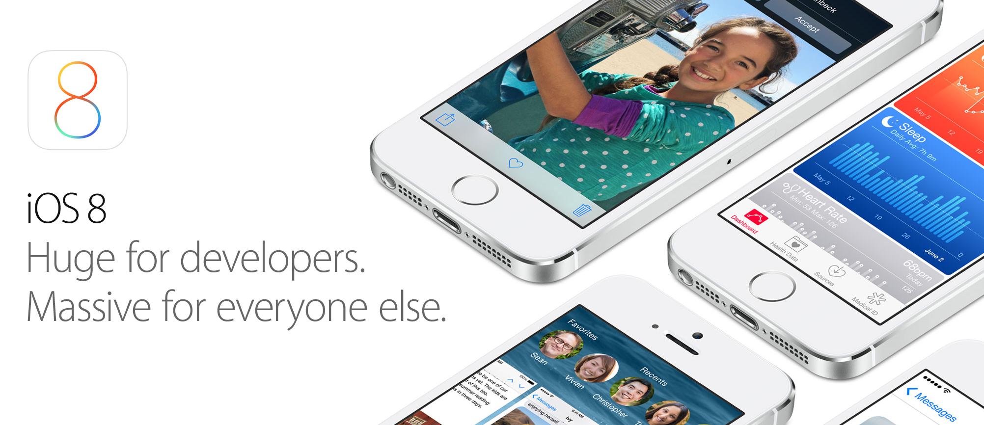 На какие устройства можно установить OS X Yosemite и iOS 8