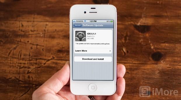 DoulCi: даунгрейд iPhone 4s с iOS 7.1 до iOS 5.1.1 возможен