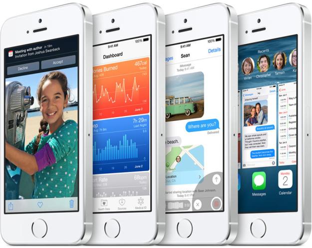 Третья бета-версия iOS 8 выйдет 8 июля