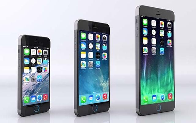 Релиз 4,7- и 5,5-дюймовых iPhone 6 пройдет одновременно