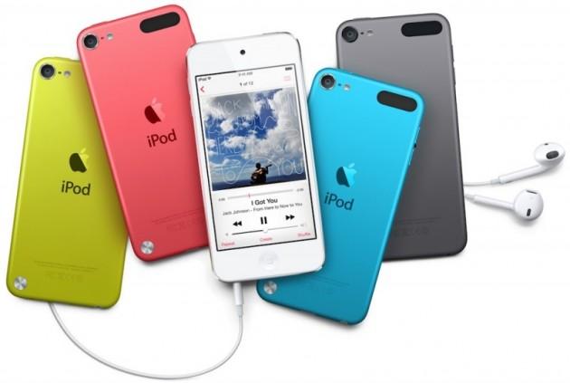 Эксперты iFixit разобрали новую версию iPod touch 5G