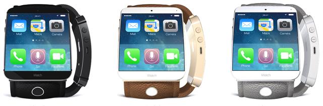 iWatch получат изогнутый OLED-экран и выйдут в октябре