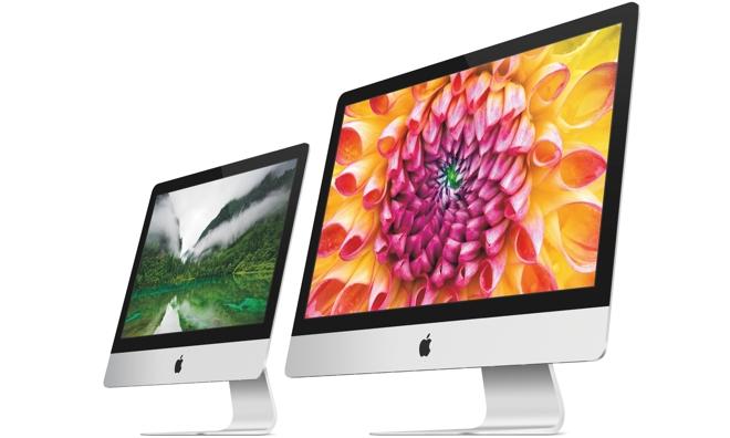 Apple готовит iMac с Retina-экраном