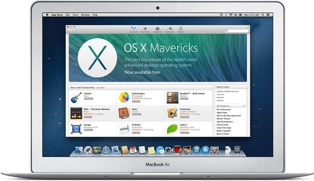 Apple выпустила OS X Mavericks 10.9.4