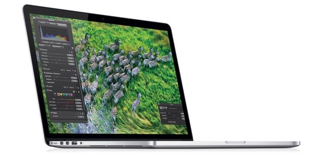 Известны технические характеристики новых MacBook Pro Retina 15″