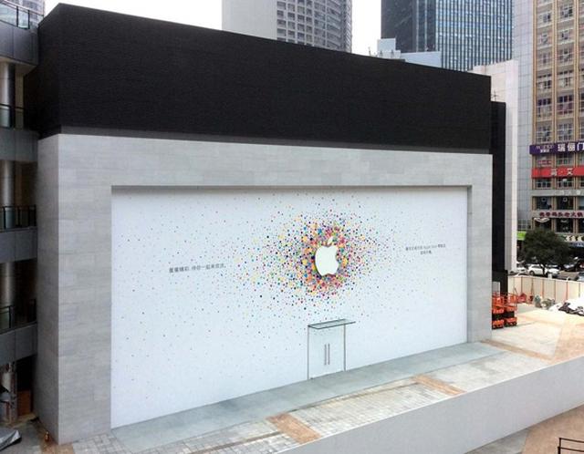В Китае откроют очередной Apple Store