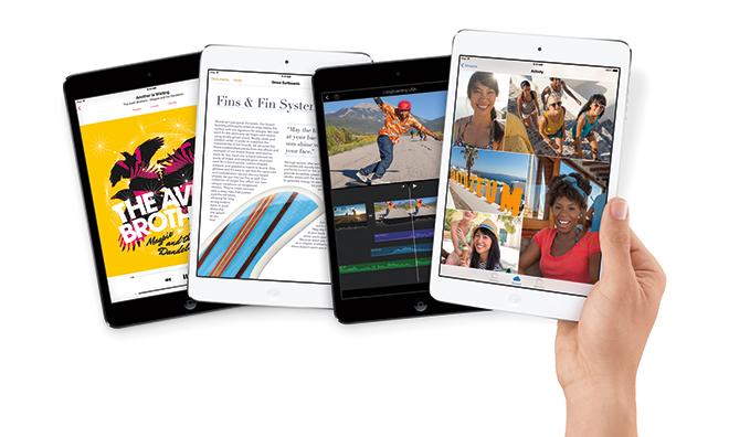 Кук знает, как исправить падение продаж iPad