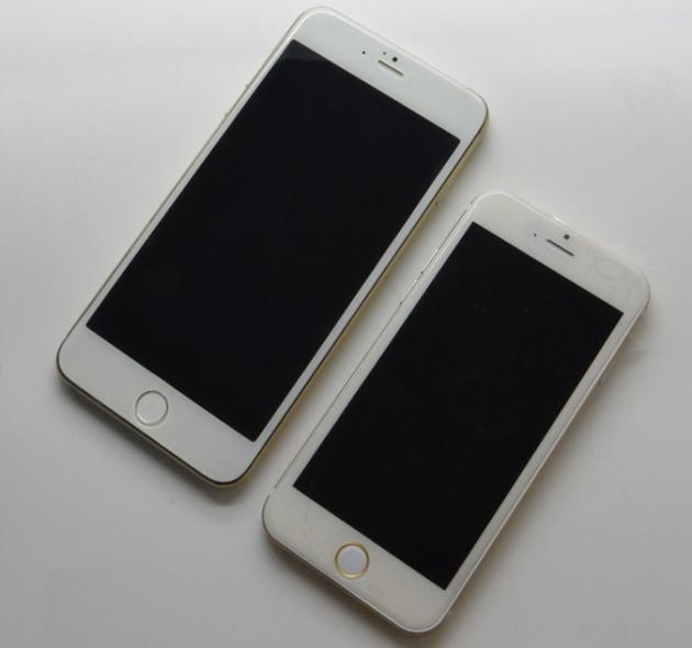 iPhone 6 с 5,5-дюймовым экраном дебютирует в декабре