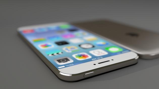 Аккумулятор iPhone 6 на фото