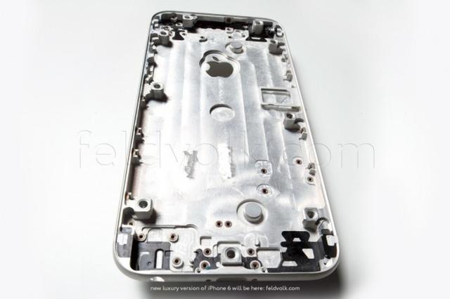 Новые фото и видео iPhone 6