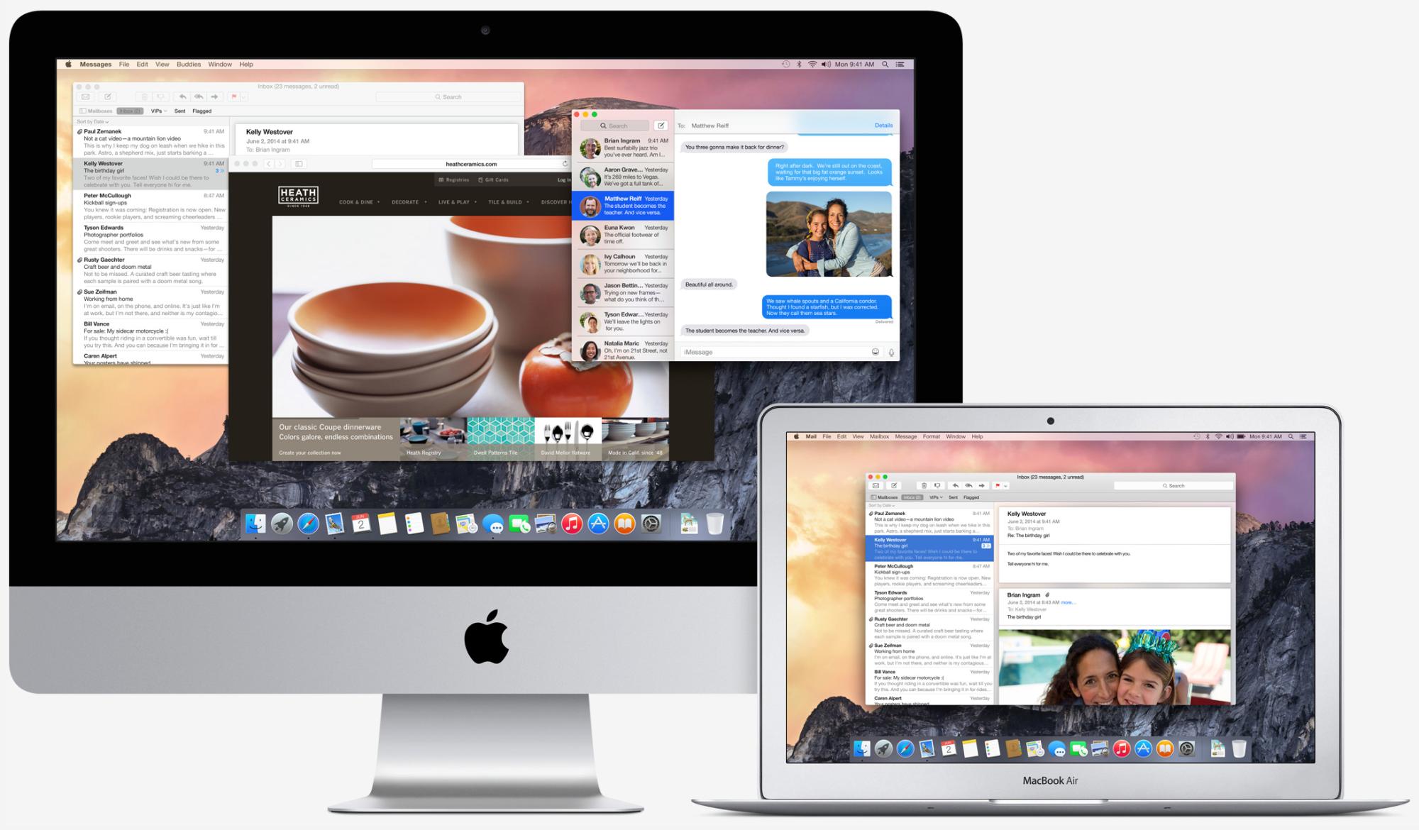Релиз OS X Yosemite пройдет под конец октября