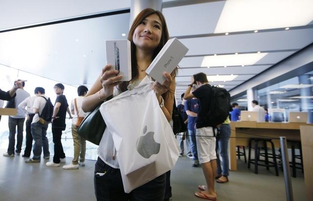 Apple: iPhone не представляет угрозы национальной безопасности Китая