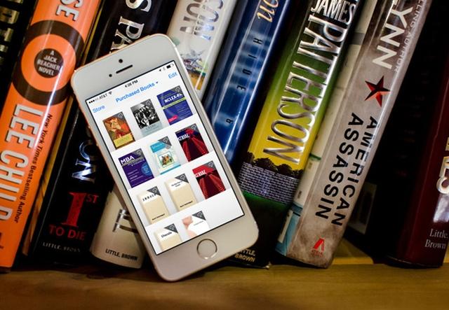 Apple поглотила сервис BookLamp
