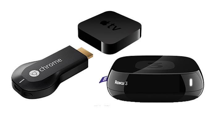 Apple TV уступило лидерство Chromecast от Google