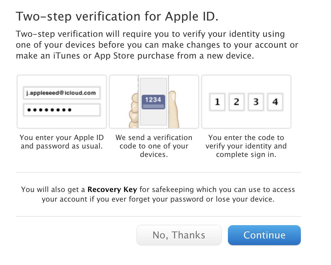Как уберечь свой Apple ID от кражи