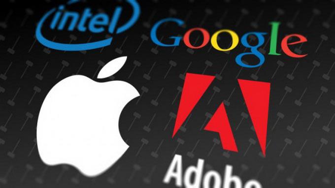 Apple и крупные корпорации выплатят $380 млн за сговор