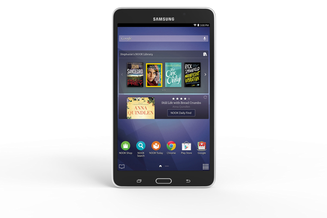 Samsung tablet epub reader