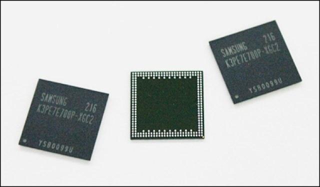 Samsung вновь работает на Apple