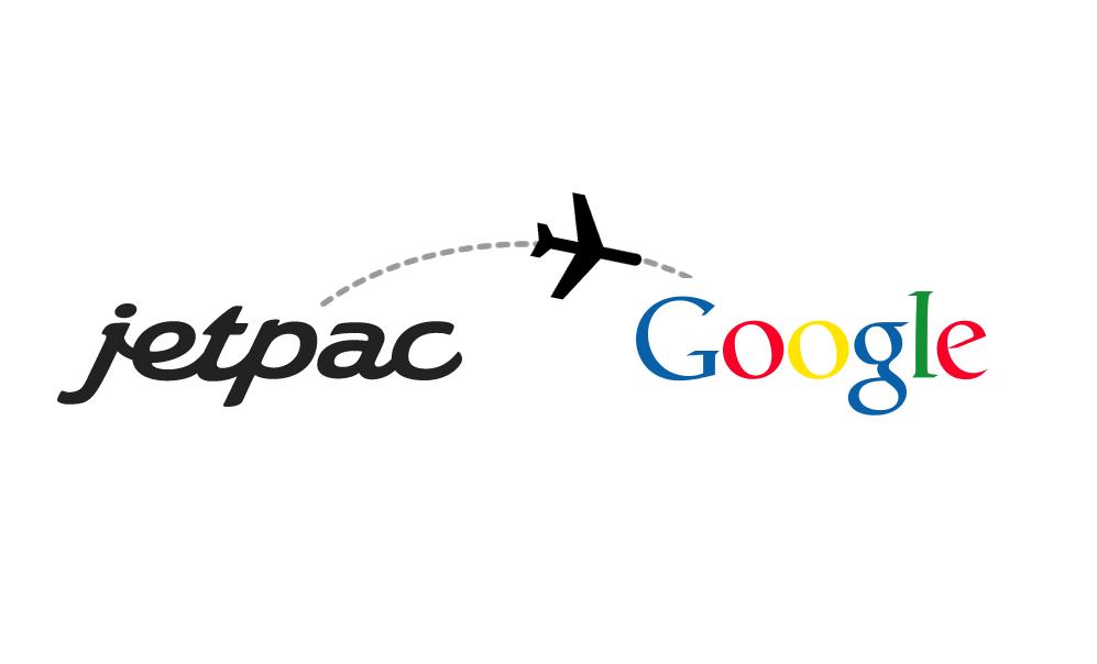 Google покупает компанию JetPac
