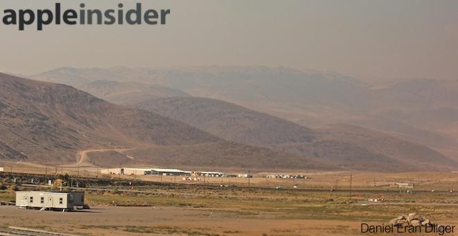 Apple строит новую солнечную ферму и увеличивает дата-центры