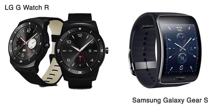 LG и Samsung покажут новые «умные» часы