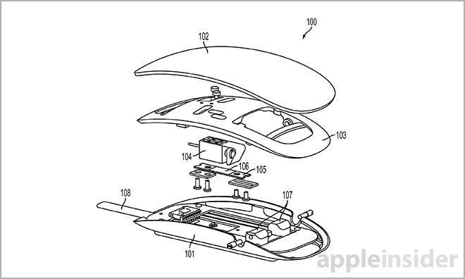 Apple работает над новой мышкой