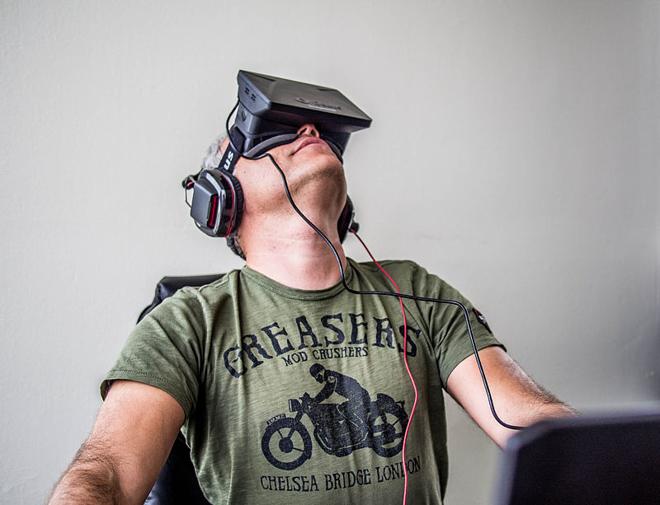 Oculus Rift выпустила SDK под Mac