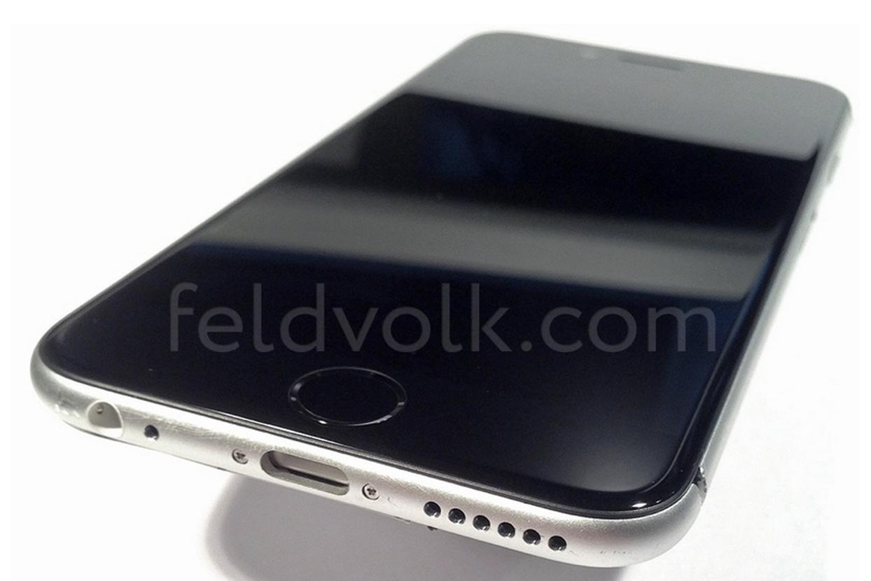 Фотографии собраного 4.7-дюймового iPhone 6 (предположительно)