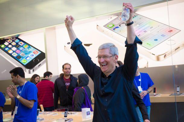 В июле App Store показал рекордную выручку